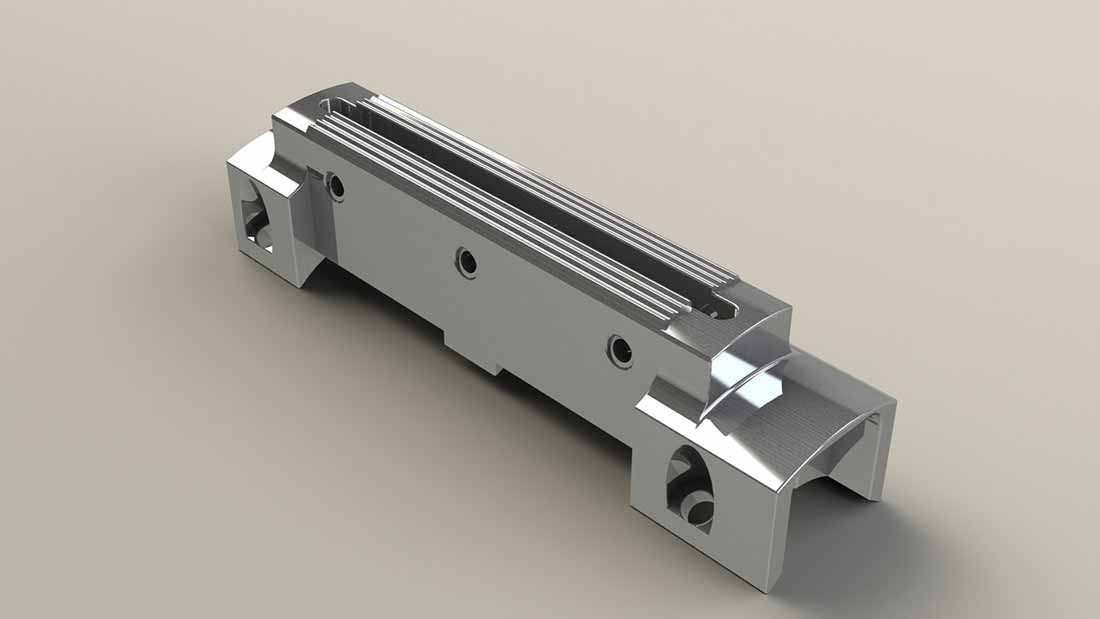 High Durability Stainless Steel Crimper for Horizontal Flow Wrapper