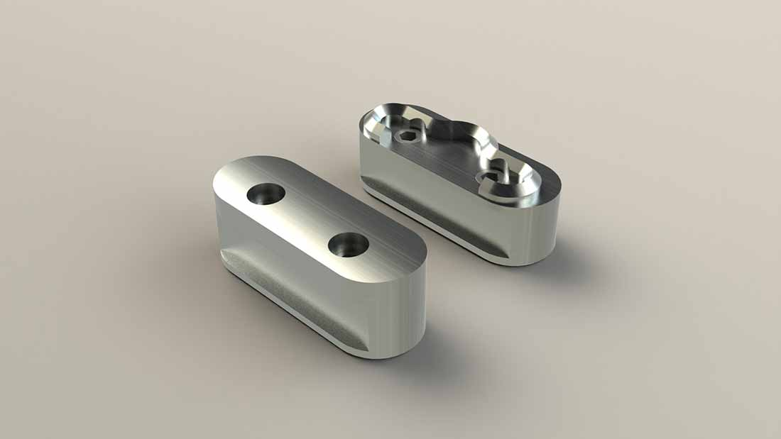 Sombrero Hole Punch Assembly for Flow Wrapper